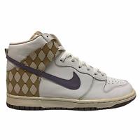 2007 Nike Dunk High Urban Country Club Size 10 - Purple / Tan VTG SB 309432 151