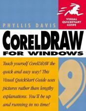 CorelDRAW 9 for Windows Davis, Phyllis Paperback Book New
