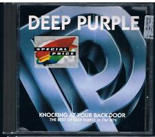 DEEP PURPLE KNOCKING AT YOUR BACK DOOR THE BEST OF IN THE 80's  CD NUOVO!!!