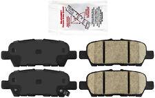 Disc Brake Pad Set-Base Rear Autopartsource STC1393