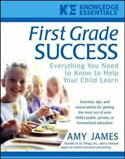 First Grade Success: Everything You Need to Know to Help Your Child-ExLibrary