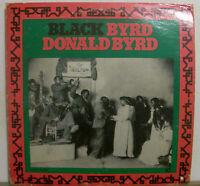 Donald Byrd/BlackByrd/Blue Note/BNLPLA047-F/VG+