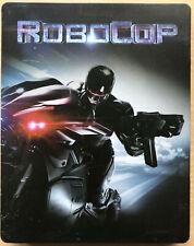 Robocop Blu-Ray Steelbook 2014 Action Sci-Fi Film Movie Remake