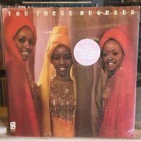 [SOUL/FUNK]~EXC LP~The THREE DEGREES~Self Titled~{Original 1973~PHILADELPHIA INT