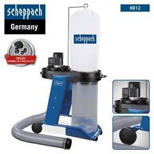 Aspirateur de copeaux Scheppach HD12 avec kit d'adaptation 75 l, 1150 m3/h
