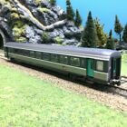 Voiture Corail VTU B11tu, 2CL  Ep VI SNCF-HO 1/87- PIKO 97090