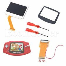 32 Pin LCD Backlight Kit Screen Replacement For Nintendo GameBoy GBA SP AGS-101