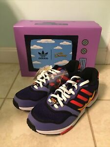 adidas ZX 1000 The Simpsons Flaming Moes H05790 Men's US 9.5 In Hand