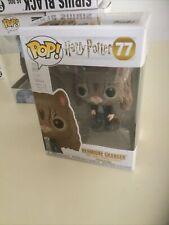 Bnib Funko Pop Vinyl Figure Harry Potter 77 hermione granger as a cat