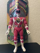 Mighty Morphin Power Rangers Pink Ranger, Kimberly, 1993 Bandai action figure wi
