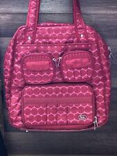 Lug Puddle Jumper travel bag, laptop bag excellent condition