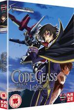 Code Geass: Lelouch Of The Rebellion - Complete Season 1 [DVD], 3700091026435, .