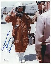VALENTINA TERESHKOVA SIGNED 10x8 PHOTO - FIRST WOMAN IN SPACE - UACC AUTOGRAPH