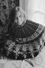 """JANIS JOPLIN IN SF, 1967, 14""""x15.5"""", Photograph by Baron Wolman, SIGNED"""