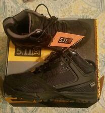 NIB 5.11 Men's Boots Range Master WP Size 10 1/2 Black 10.5
