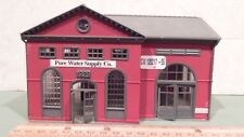 HO SCALE BUILDING PURE WATER PUMPING STATION HOB 58