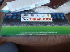 More details for complete set of 12 tetley corinthian dream team figures plus display stand
