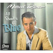 CD Marcel Riesco All Shades Of Blue ( for Roy Orbison's Fan ! )  2018 - NEW