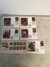 Collection Of 6 Boy Scout FDC's