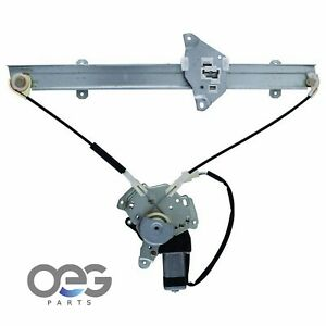 New Window Regulator and Motor Assembly For Eagle Summit 89-92 Front Left 11A370