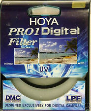 Genuine UK Stock Hoya Pro1 Digital 52mm 52 mm DMC Digital Multi Coated UV Filter