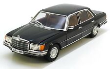 REVELL MERCEDES 450SEL 6.9 W116 1:18 Black Color!*Almost Sold Out*Last Pcs Left!