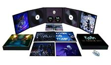 KORN PARADIGM SHIFT - SuperDeluxe - CD+DVD+2LP+3D Cover+48page Photo Book+ USB +