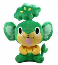 "Sale! Pokemon Go 12"" Pansage Stuffed Super DX Plush Doll Toy Figure by Banpresto"