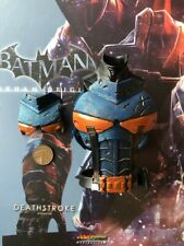 Hot Toys Batman Arkham Origins Deathstroke VGM030 Body Armor loose 1/6th scale