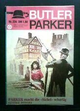 Butler Parker Nr.: 234