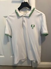 Vintage Fred Perry 100 Polo Shirt Small