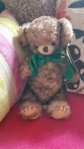 Very Special merrythought cheeky bear With Tipped Mohair And Beans In His Tummy
