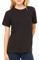 Bella + Canvas Women's Relaxed Jersey Short Sleeve Casual Basic Tee S-2XL. 6400