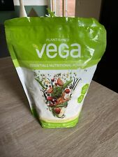 Vega Plant Based Essentials Nutritional Powder Vanilla Flavour