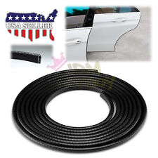 15ft EG01 Black Metal Seal Strip Molding Edge Trim Door Rubber Protector Guard