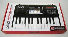 Akai SynthStation 25 Keyboard Controller For iPhone - Brand New -