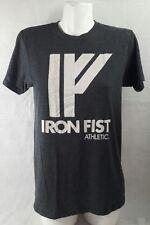 Iron Fist Athletic Men's Shirt Gray Graphic Top M