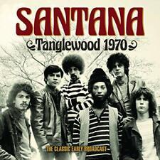 SANTANA - TANGLEWOOD 1970 [CD]