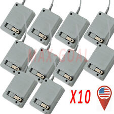 10X Home Travel Charger AC Power Adapter for Nintendo DSi / XL /3DS / 5DS XL M1