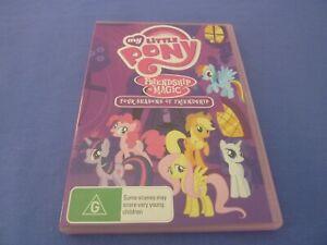 My Little Pony Friendship Is Magic DVD Four Seasons of Friendship Region 4