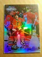 1998 Topps Gold Label Class Black 3 Chris Chelios Chicago Blackhawks SSP Rare,