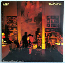 "12"" Vinyl ABBA - The Visitors (Made in England)"