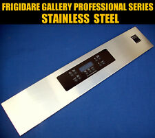 New listing â—† Stainless Steel Control Panel Frigidaire Gallery Professional Series Gas Oven