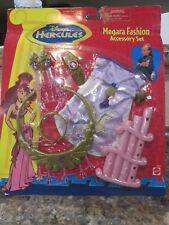 RARE Disney Hercules MEGARA FASHION ACCESSORY SET Dress Up Costume Vintage