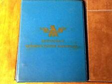 Mooney Executive M20F Operator's Manual,  for sn 22-1273 thru 22-1305