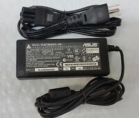 Genuine ASUS 65W 19V 3.42A AC Power Adapter Charger Cord  SADP-65KB A