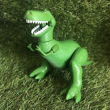 """Toy Story REX Push & Jump figura 6"""" alto Dinosaur Figura de Acción Primavera de Salto"""
