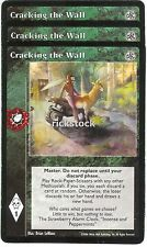 Cracking the Wall x3 3rd Ed
