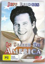 IN SEARCH OF AMERICA (1971) DVD MOVIE Jeff Bridges, Carl Betz, Vera Miles