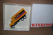 1993 Kodak Gold Plus Film Winross Diecast  10 Wheel Straight Van Truck
